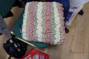 Margaret's Cushion